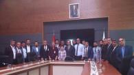 Başkan Kaya ve ekibinden Yozgat Milletvekillerine hayırlı olsun ziyareti