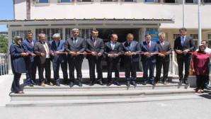 Denetimli Serbestlik binası açılışı yapıldı