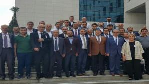 MHP Teşkilatından Milletvekili Sedef'e hayırlı olsun ziyareti