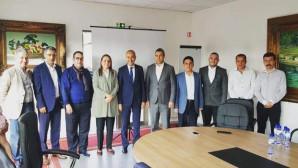 Avrupa'daki yatırımcılar Yozgat'a yatırıma davet edildi
