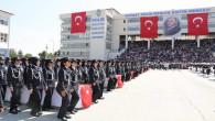 POMEM'de Bin 100 öğrenci mezuniyet sevinci yaşadı