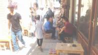 Tol Çarşı Tenekeciler Sokağı yeni görünümü ile göz kamaştırıyor