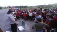 Türkiye'nin ilk milli parkında TÜBİTAK Projesi