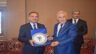 Bozdağ'dan Hizmet İş Sendikası Başkanı Zararsız'a ziyaret