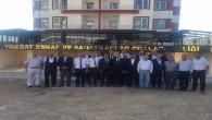 Bozdağ'dan ESOB Başkanı Altın'a ziyaret