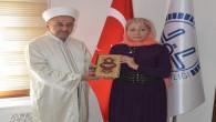 Yozgat'ta Rus asıllı kadın Müslüman oldu
