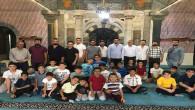 Genç Müsiad üyelerinden Kur'an Kursu öğrencilerine ziyaret