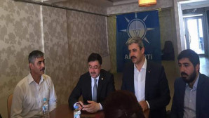 Başer: AK Parti, milletin kendisidir
