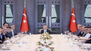 Oktay, Yozgatlı gazetecileri ağırladı
