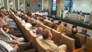 Başkan Akay: Varlık fonunun Cumhurbaşkanı'na bağlanması tarihi bir karardır