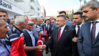 Yozgat, Cumhurbaşkanı Yardımcısı Oktay'ı ağırlayacak