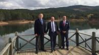 Büyükelçilerden Vali Yurtnaç'a ziyaret