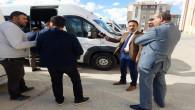 Okul Servis taşıtları denetlendi
