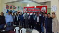 Başkent'teki Yozgatlı Dernekler Federasyonu Genel Kurula hazırlanıyor
