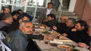 Başkan Arslan, sanayi esnafı ile kahvaltıda bir araya geldi