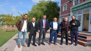 Duyarlar ve Koç'tan Yozgatspora büyük destek