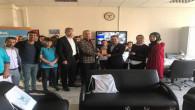 Yerköy TÜGVA öğrencilere okul seti hediye etti