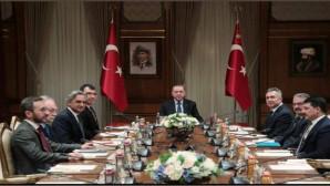 Cumhurbaşkanı Erdoğan'ın A Takımı göreve başladı