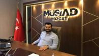 Genç MÜSİAD Başkanı Köse'den kongreye davet