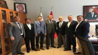 İstanbul Yozgatlılar Federasyonundan Yozgatlı Savcıya ziyaret