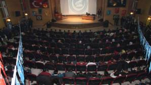 """Ülkü Ocaklarından """"Doğu Türkistan"""" konulu konferans"""