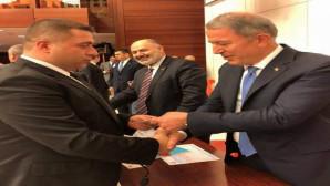 Sedef'ten Milli Savunma Bakanı Akar'a acemi birliği isteği