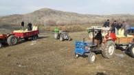 Yozgat'ta 4 köyde 16 Bin dekar alanda mera ıslah çalışması yapıldı