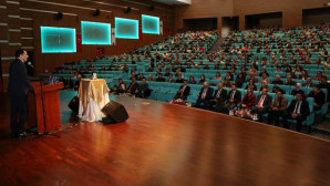 Vali Çakır: Eğitim başarısının istenilen seviyeye getirilmesi için çok çalışılması gerekir