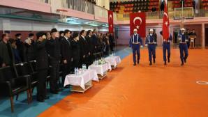 Yozgat'ta acemi erler yemin etti