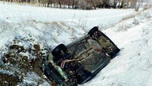 Yozgat'ta iki ayrı trafik kazasında 3 kişi yaralandı