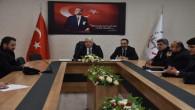 Yazıcı, Özel Okul müdürleriyle Yozgat eğitimini değerlendirdi