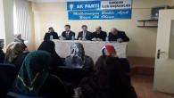 Milletvekili Başer: Partimizin harcını milletimiz attı, rotasını da milletimiz belirler