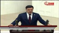 Milletvekili Başer gazetecilerin gününü kutladı