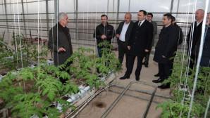 Vali Çakır, Sorgun'da bir dizi ziyaret ve incelemelerde bulundu