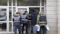Fetö'den gözaltına alınan 9 Kişi adliyeye sevk edildi