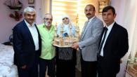 Huzur evinin sanatçısı Pasinlioğlu dua bekliyor