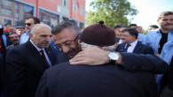 Cumhurbaşkanı Yardımcısı Oktay yarın memleketi Yozgat'ta