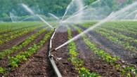 Bireysel sulama'ya yüzde 50 hibe desteği