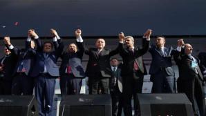 Başer'den Cumhurbaşkanı Erdoğan'a teşekkür