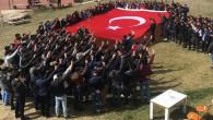 Ülkü Ocakları Çanakkale Şehitleri için yürüdü