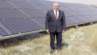 Belediye'nin tüm masrafları güneş enerjisinden karşılanıyor