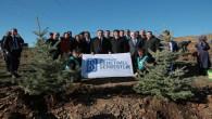 Yozgat'ta Adalet Ormanı oluşturuldu