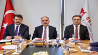 ORAN,Ajansı Mart ayı toplantısı Kayseri'de yapıldı
