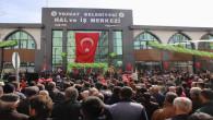 Yozgat Belediyesi Hal ve İş Merkezi hizmete açıldı