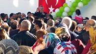 Kapalı Otopark hizmete açıldı