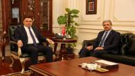 Başkan Köse'den Vali Çakır'a iadei ziyaret