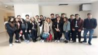 AYÇ öğrencileri Bozok Üniversitesinde derslere girdi