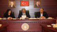 Belediye Meclisinde görev dağılımı yapıldı