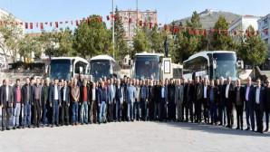 Ticaret Borsası'ndan Karadeniz ve Batum gezisi