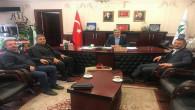 Nevşehir Milletvekili Açıkgöz'den Başkan Köse'ye ziyaret